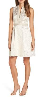 Lilly Pulitzer R) Franci Fit & Flare Dress