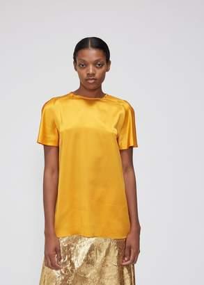 Haider Ackermann Short Sleeve Fabric T-Shirt