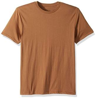Brixton Men's Basic Short Sleeve Tailored Fit Premium Tee