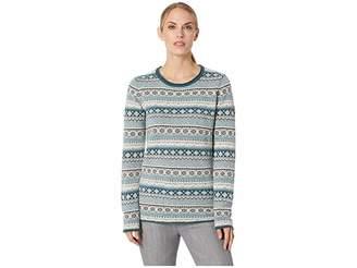 Fjallraven Ovik Folk Knit Sweater