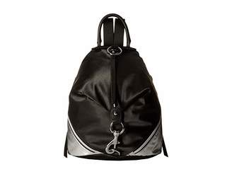 Rebecca Minkoff Julian Nylon Side Zip Backpack