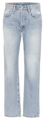 Acne Studios Blå Konst 1997 straight jeans