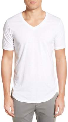 Goodlife Scallop Triblend V-Neck T-Shirt