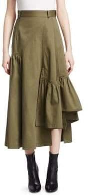 3.1 Phillip Lim Utility Midi Skirt