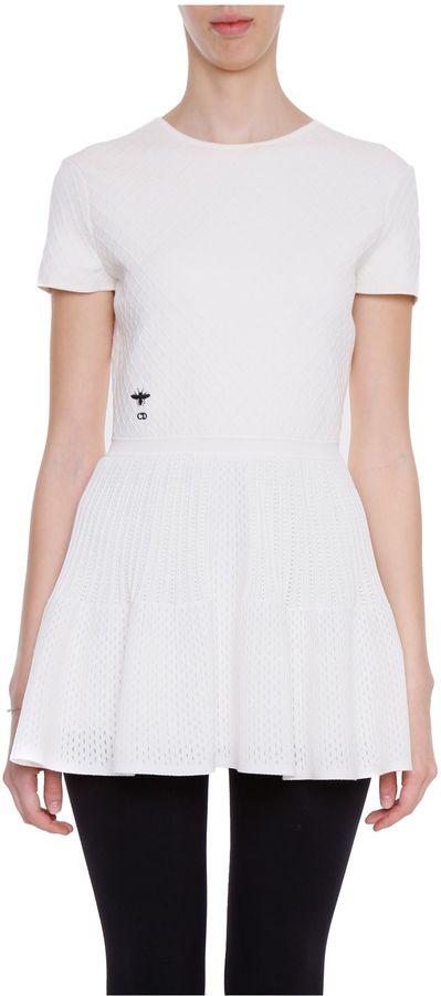 Christian Dior Knit Tunic