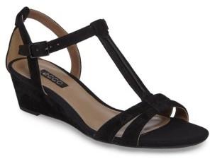 Women's Ecco Rivas T-Strap Sandal $159.95 thestylecure.com