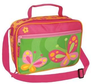 Stephen Joseph Childrens Pink Butterfly Lunch Bag