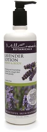 Mill Creek Botanicals Hand & Body Lotion Lavender