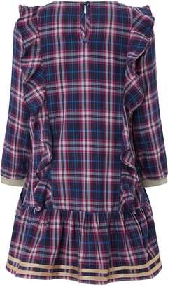 Monsoon Courtney Check Dress