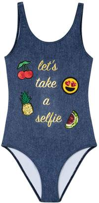 Pilyq Selfie One-Piece Swimsuit