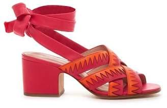 Pour La Victoire Anisa Color Block Sandal