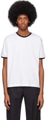 McQ White Surfer T-Shirt