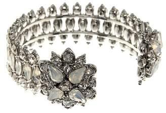 Marchesa Crystal Statement Cuff Bracelet