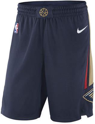 Nike Men's New Orleans Pelicans Icon Swingman Shorts