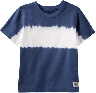 Osh Kosh Oshkosh Bgosh Toddler Boy Striped Tie-Dyed Tee