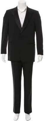 Hermes Wool Tuxedo Suit