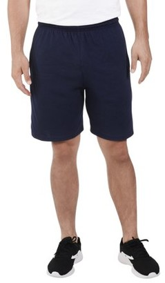 Fruit of the Loom Mens Dual Defense UPF Jersey Shorts with Pockets