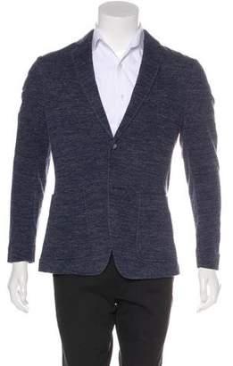 Michael Kors Knit Deconstructed Blazer