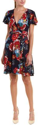 Eva Franco Wrap Dress