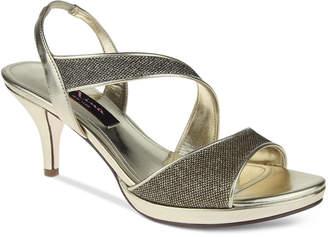 Nina Newark Evening Sandals Women's Shoes