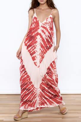 Love Stitch Lovestitch Sienna Maxi Dress