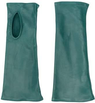 Gala Gloves fingerless cuff style gloves