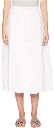 Eileen Fisher Wrap F/L Skirt Women's Skirt