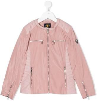 Ciesse Piumini Junior zipped fitted jacket