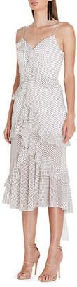 Asilio Minute Spot Ruffle Dress