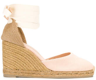 Castaner woven wedge sandals