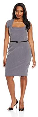 Single Dress Women's Plus Size Veronika Sheath $27.96 thestylecure.com