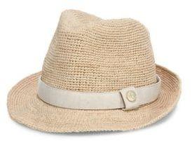 HEIDI KLEIN Carlisle Bay Fedora Hat $145 thestylecure.com