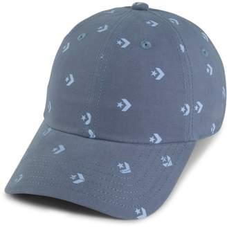 Converse Women's Chevron & Star Logo Print Baseball Cap