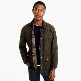 Barbour Sylkoil Ashby jacket