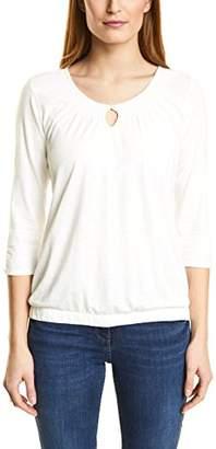Cecil Women's 311861 Adriana Longsleeve T-Shirt