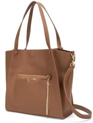 Folli Follie On The Go Camel Shoulder Bag