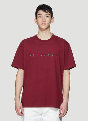 Hpnx HPNX X LN-CC Collaboration T-Shirt in Red