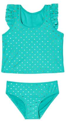 Hula Star Twinkle Star Two-Piece Tankini Swimsuit