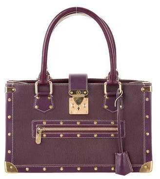 800ac2f21797a Pre-Owned at TheRealReal · Louis Vuitton Suhali Le Fabuleux Bag