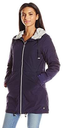 Bench Women's Two in One Parka with Detachable Lining