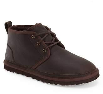 UGG Neumel Genuine Shearling Lined Chukka Boot