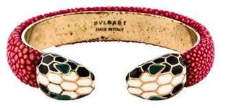 Bvlgari Stingray Serpenti Forever Bracelet