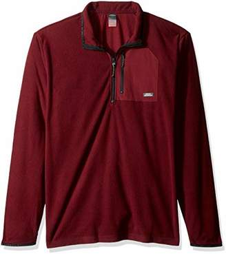 Quiksilver Men's Boat Trip 2 Half Zip Fleece Jacket