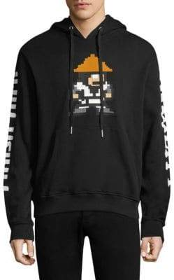 Mostly Heard Rarely Seen Fatality Graphic Hoodie