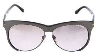 Tom Ford Leona Acetate Sunglasses