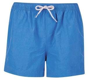 Burton Mens Cobalt Blue Regular Pull On Swim Shorts