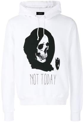 Undercover Not Today hoodie