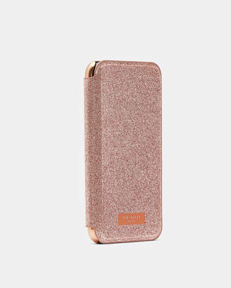 Ted Baker GLISTEY Glitter iPhone XR case