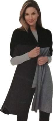 Celeste Women Wool Cashmere Oversized Scarf
