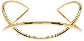 Gorjana Autumn Cuff Bracelet $85 thestylecure.com